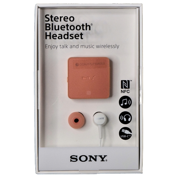Sony Sbh24 Stereo Bluetooth Headset Price In Pakistan