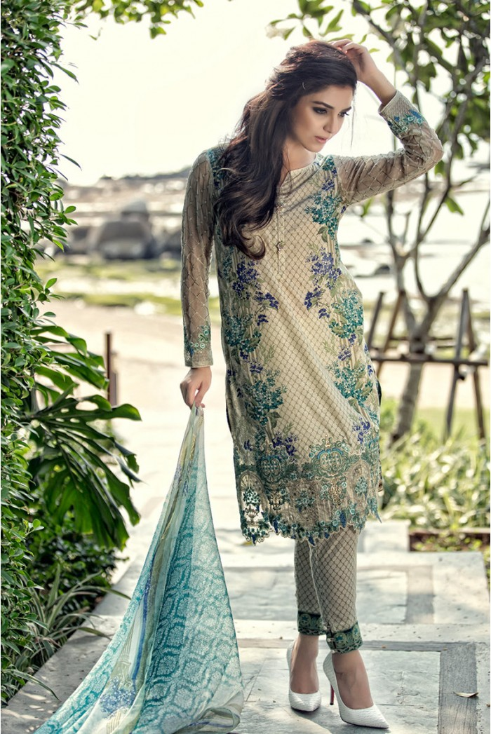 Mariab Lawn 2016 Online D1605b Price In Pakistan