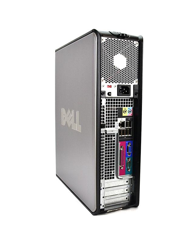 Dell Optiplex 760 SFF Desktop Intel Core 2 Duo @2 5 Ghz Mini