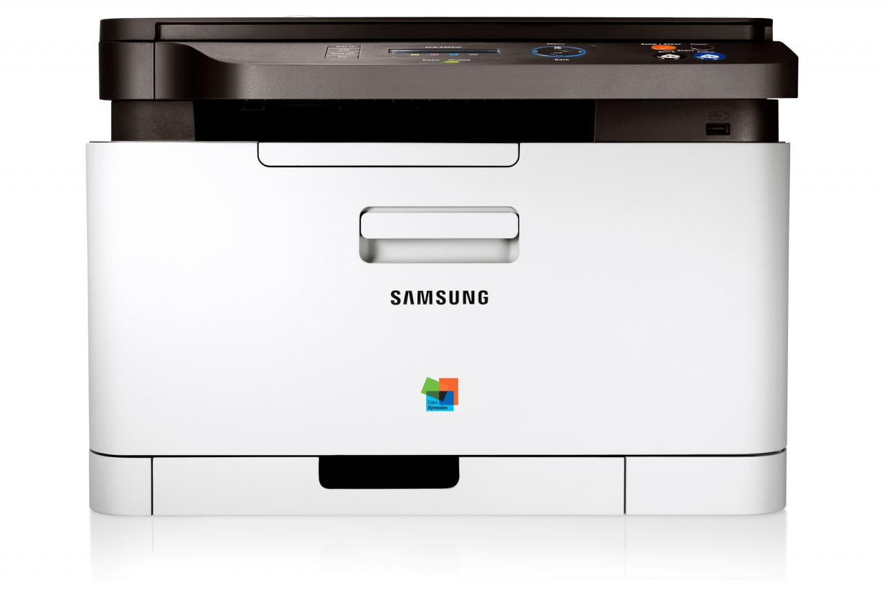 Samsung Wireless and Network Color Laser Multifunction 3 in 1 Printer -  Part no. CLX-3305W