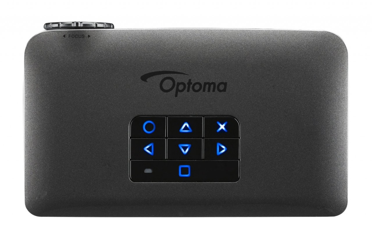 Optoma pk320 wvga 100 lumen dlp led pico pocket projector for Pocket projector price