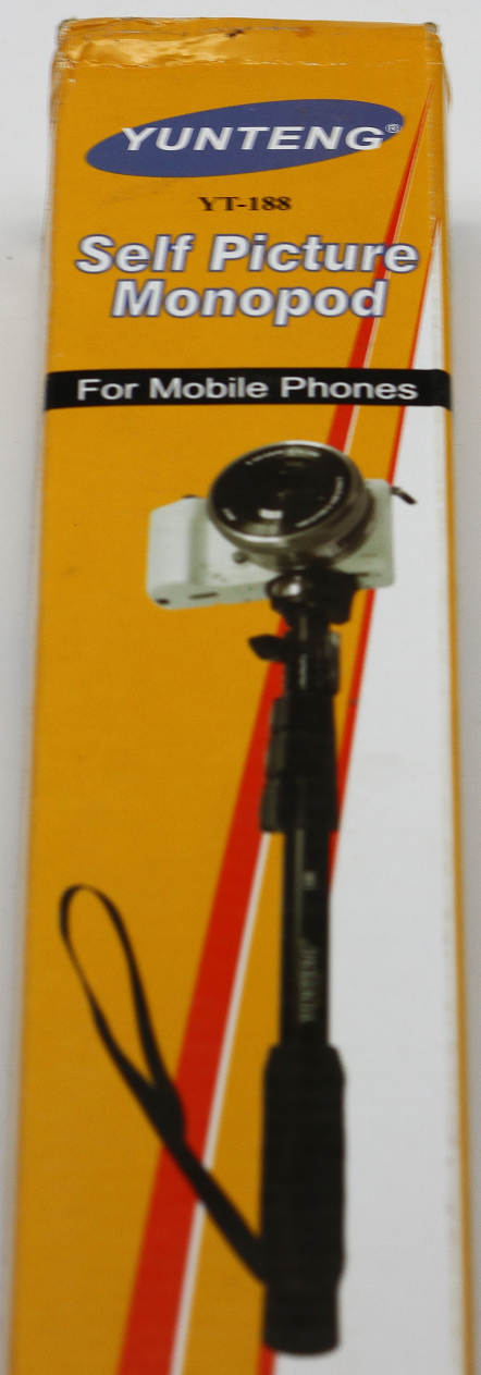 yunteng yt 188 monopod selfie stick price in pakistan. Black Bedroom Furniture Sets. Home Design Ideas