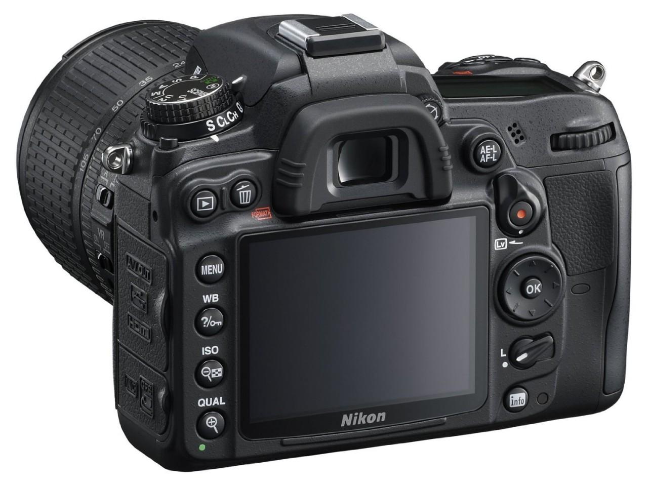 products Nikon D MP DXFormat CMOS Digital SLR with mm f AFS DX VR ED Nikkor Lens in Pakistan