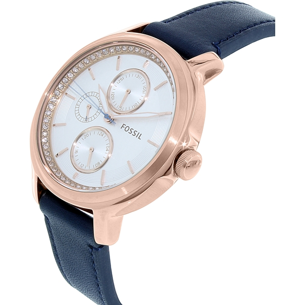 Fossil ES3832 Chelsey Multifunction Silver Dial Watch d4422f0fd6