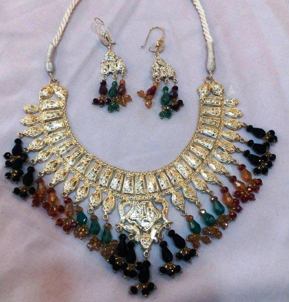 Silver Gold Jewelry Set Price In Pakistan Homeshopping