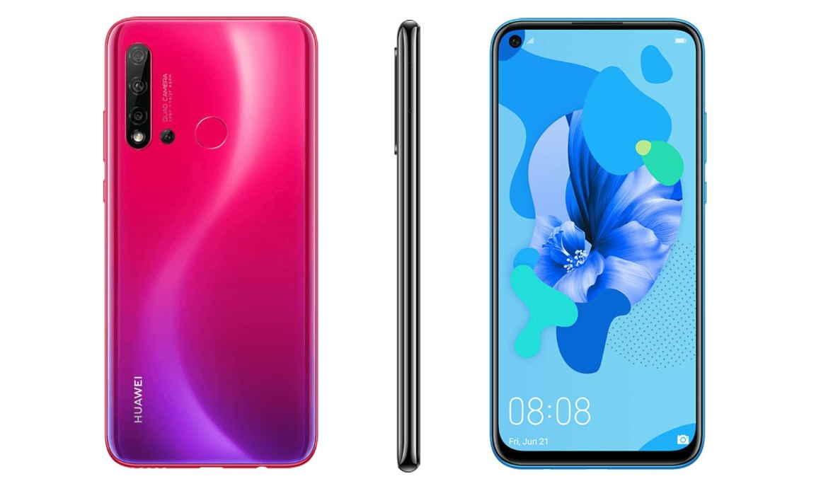 Huawei P20 lite (2019) (4G, 4GB RAM, 64GB ROM)