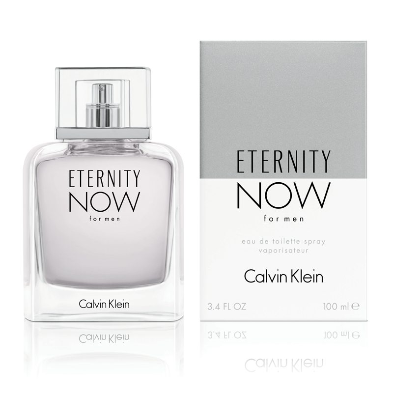 73384fad7 HomeFashionMenPerfumesCalvin Klein Eternity Now for Men Eau De Toilette  100ml. image