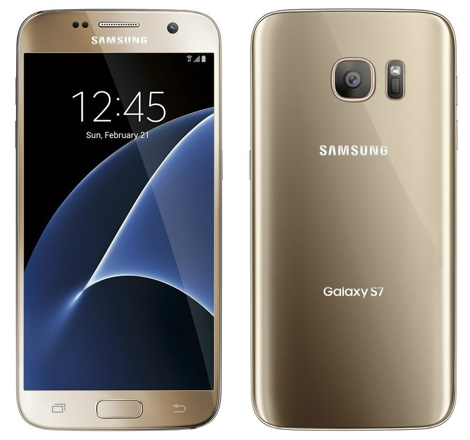 samsung galaxy s7 edge how to open phone