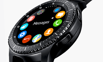 Samsung Galaxy Gear S3 Frontier R760 Price
