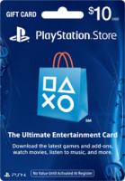 Sony Playstation Store Gift Card 10 Dollars For USA Region Price In Pakistan