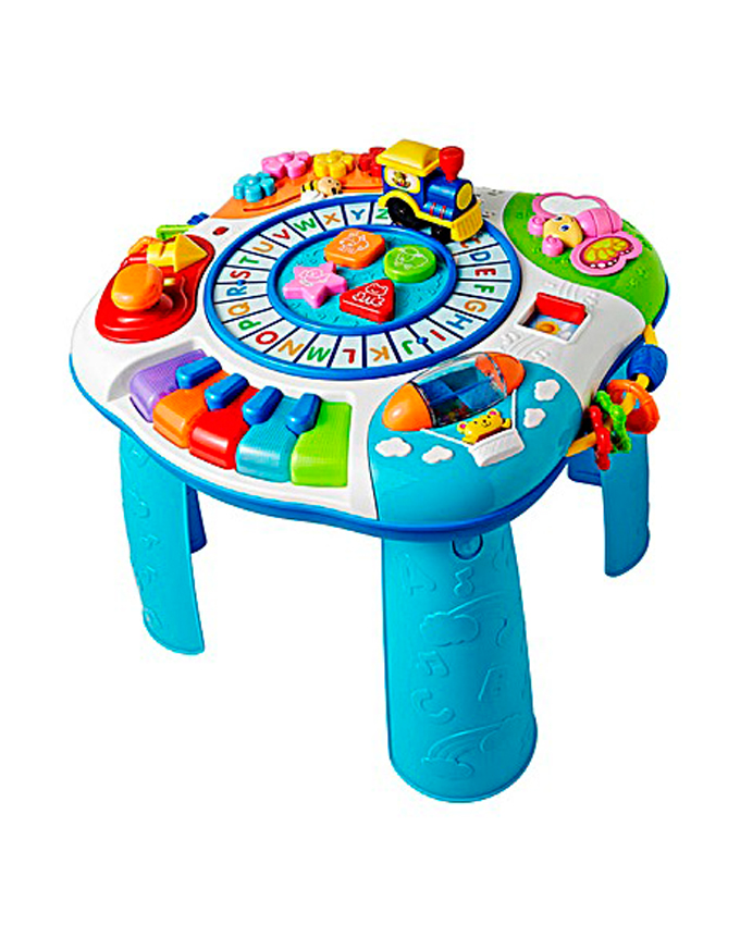 Winfun activity table in pakistan home shopping for Baby letter table for sale