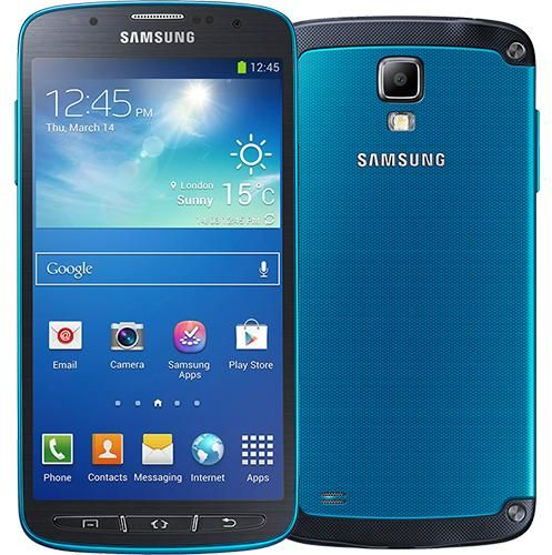Samsung Galaxy S4 Active I9295 Blue