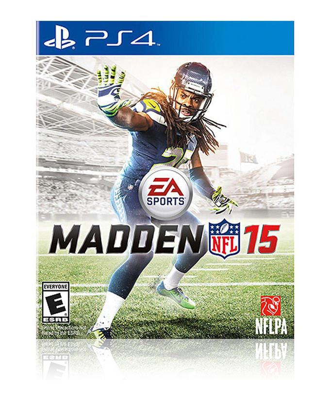Sony Madden NFL 15 - PS4 Best Retail - 105.7KB