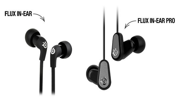 9a4b685c974 SteelSeries Flux In Ear Pro Earphone - Black Price in Pakistan -