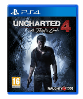 Uncharted 4 A Thiefs End PlayStation 4 Price in Pakistan