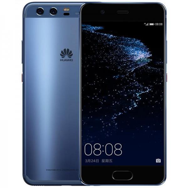 Huawei P10 Dual Sim (4G, 4GB RAM, 64GB ROM, Dazzling Blue) With Official  Warranty