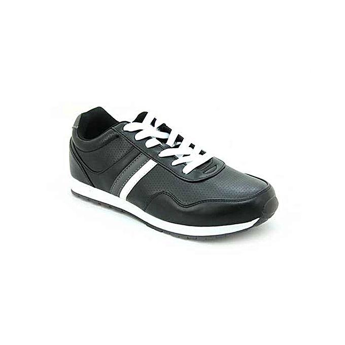 Black NorthStar Casual Shoes for Men