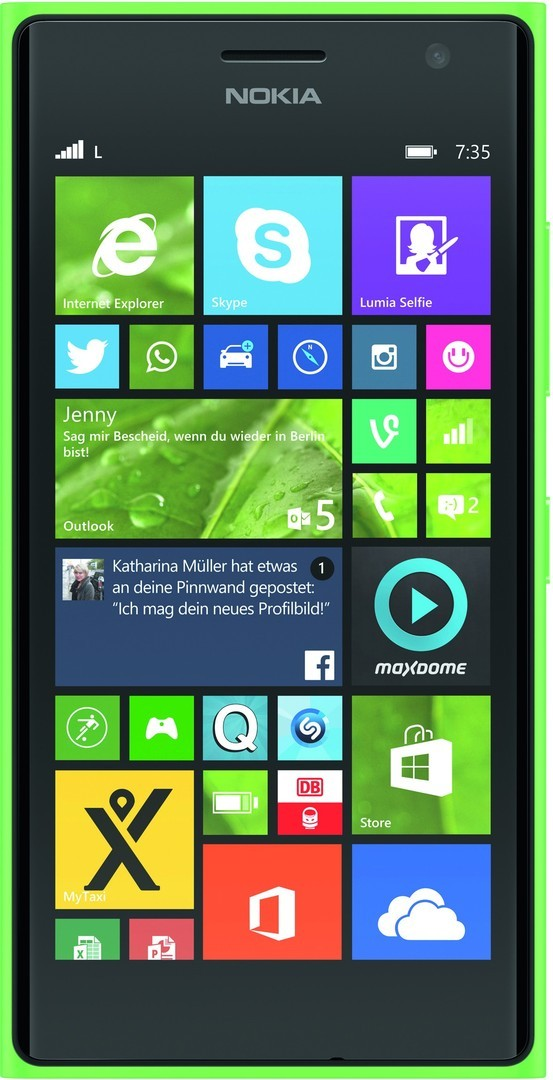 nokia lumia 735 4g 8gb green price in pakistan home
