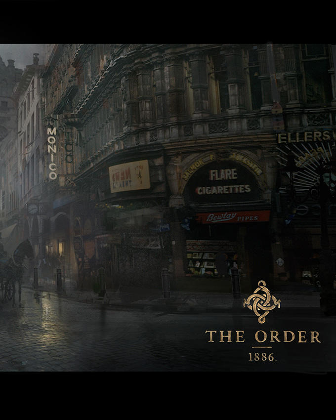 Sony the order 1886 ps4 best retail price in pakistan for The order 1886 shirt