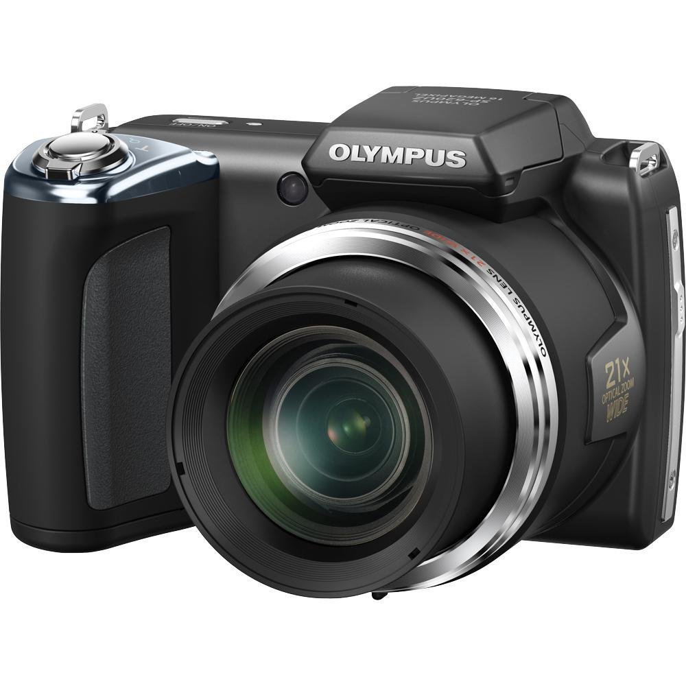 olympus sp 620uz 16mp digital camera with 21x optical zoom black - Olympus Digital Camera