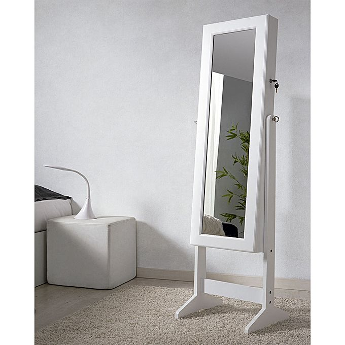 Jewelry Mirror Cabinet White Price In Stan Homeping