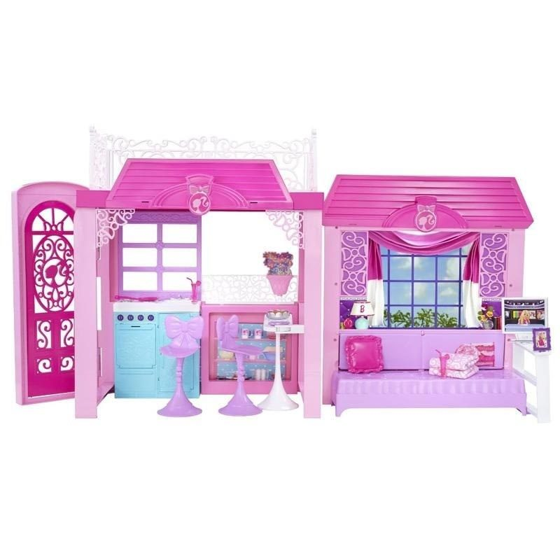 Barbie Glam Vacation House With Doll Price In Pakistan