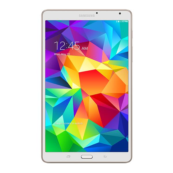 Samsung Galaxy Tab S 8 4 - T705 (4G, 16GB, Dazzling White)