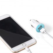 Genuine Yoobao Double 2 USB High Speed 24 A Car Charger