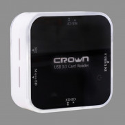 CROWN Usb Hub All In One Usb 30 Card Reader CMCR015 Price in Pakistan