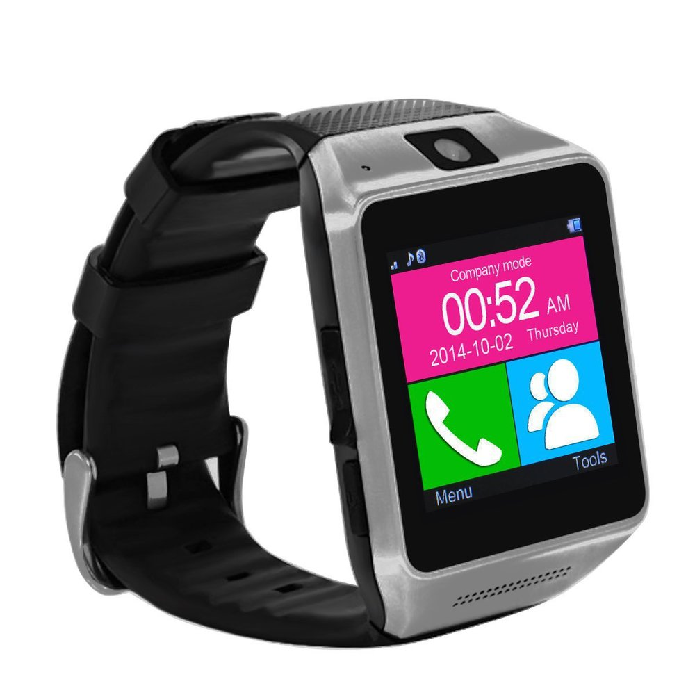 c6813e8e85 Android Smartwatch DZ09 Black/Silver Price -Home Shopping