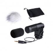 Boya BYV01 Mini Stereo Microphone Price in Pakistan