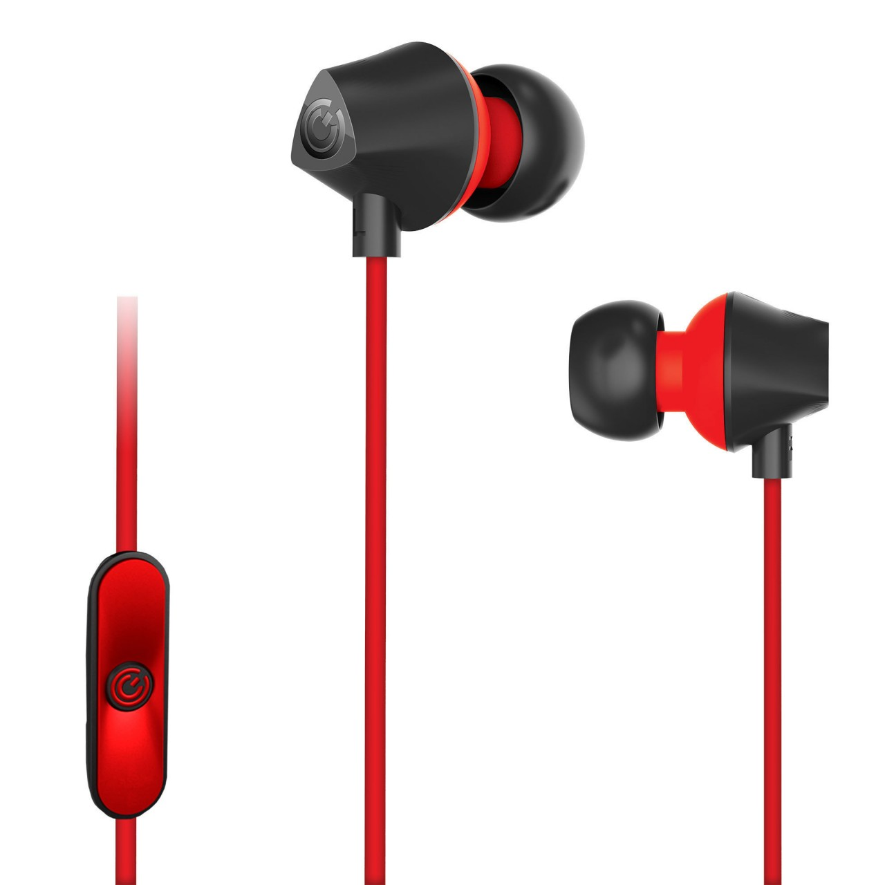 Image result for SonicGear NeoPlug Treon B.red (In-Ear Headphones)