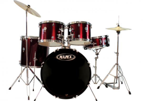 Mapex Prodigy Drum Set Wine Red Price In Pakistan