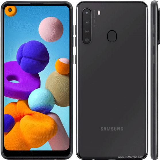 Samsung Galaxy A21 (4G, 3GB, 32GB)