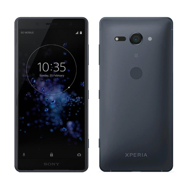 Sony Xperia XZ2 Compact Dual SIM (4G, 4GB RAM, 64GB ROM, Black)