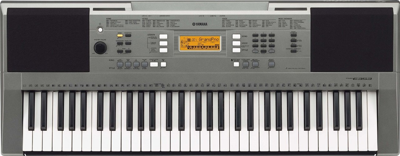 Yamaha Psr E Vs Casio Ctk