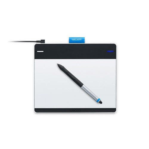 Wacom Intuos Small Pen And Touch Tablet CTH-480/S0-C Pric