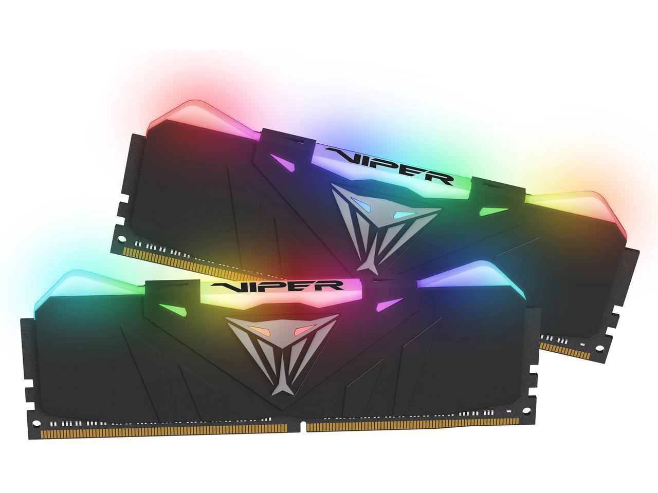 Patriot Viper 16GB 3600MHz RGB DDR4 Desktop RAM Price in
