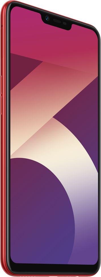 Oppo A3s Dual Sim (4G, 2GB RAM, 16GB ROM, Red) Official Warranty