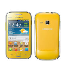 Galaxy Ace Duos S6802 Yellow Price in Pakistan - Homeshopping