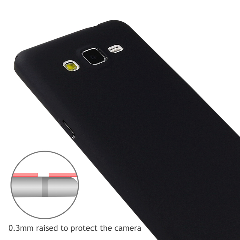 new style 1edd8 2f91c Shoppers Stop Protection 360 Case For Samsung Grand Prime G530 Black