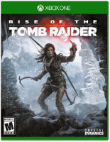 Rise of the Tomb Raider Xbox One in pakistan
