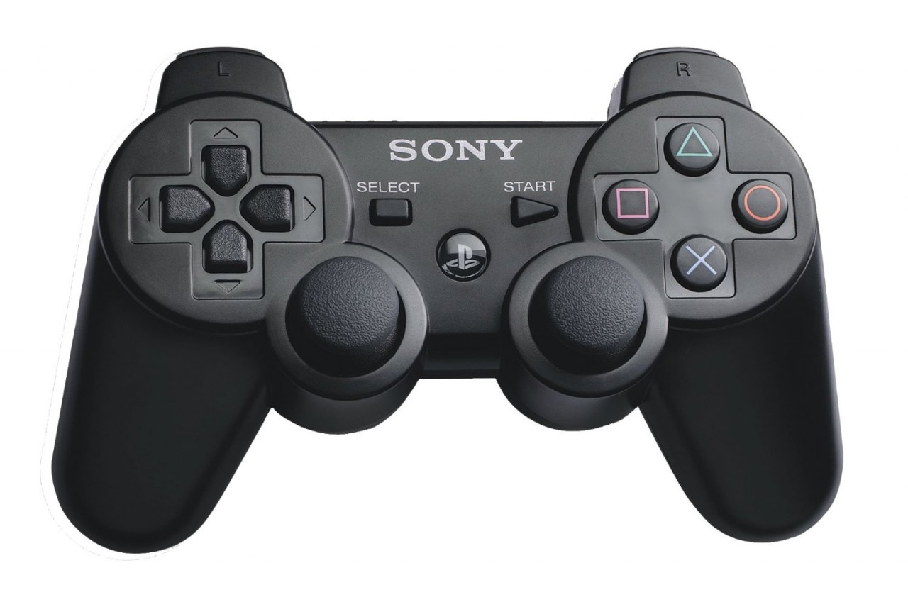 playstation 3 dualshock 3 controller home shopping. Black Bedroom Furniture Sets. Home Design Ideas