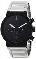 Movado Mens 0606800 Sapphire Synergy Swiss Quartz Silver Watch Price in Pakistan