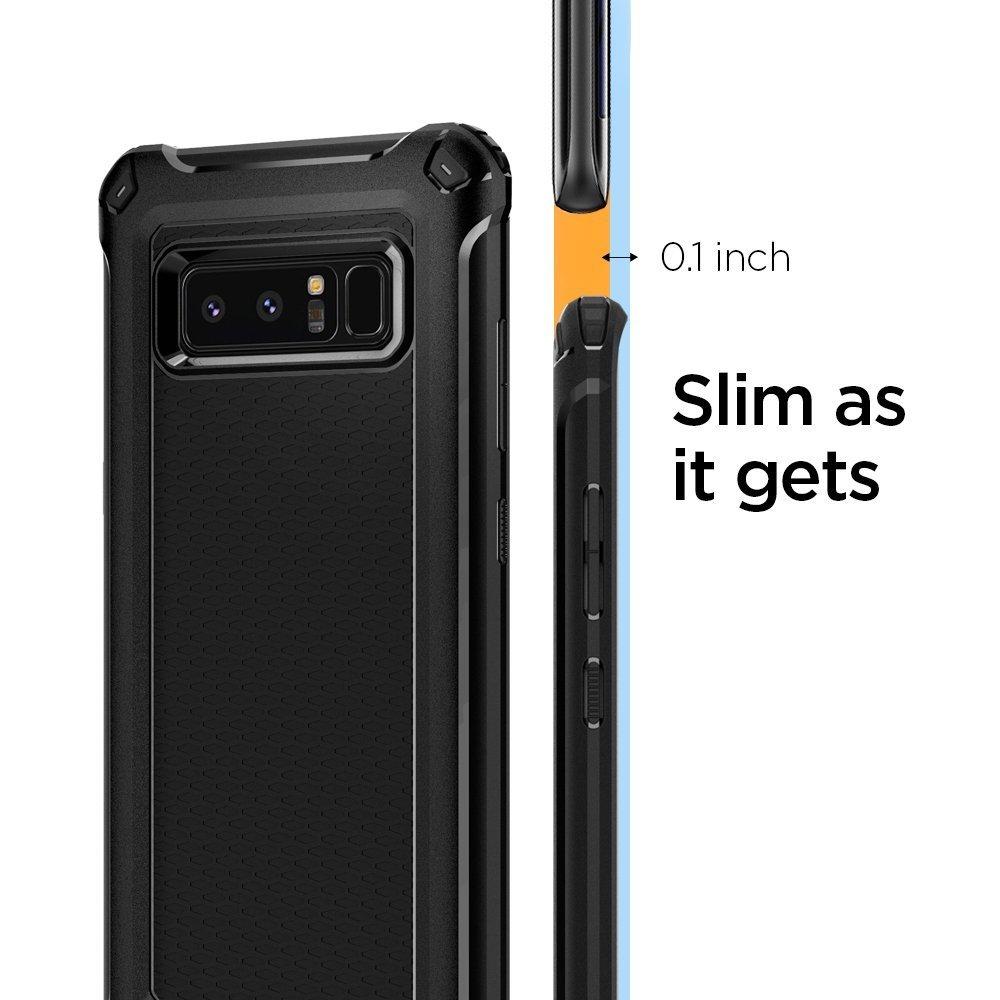 new styles 68e4c 6e71f Samsung Galaxy Note 8 Spigen Extra Rugged Armor Case Extra Black