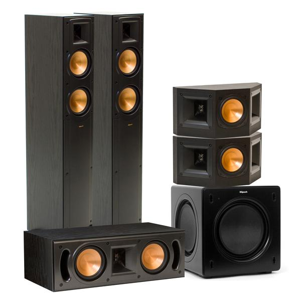 klipsch rf 42 ii home theater system in pakistan. Black Bedroom Furniture Sets. Home Design Ideas