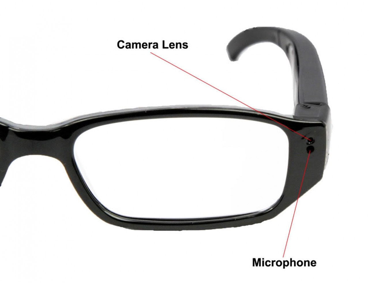 e710fdb1064 Hidden Glasses Security Camera 720p HD Price In Pakistan