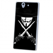 Sony Xperia Z Covers Design 2 in Pakistan