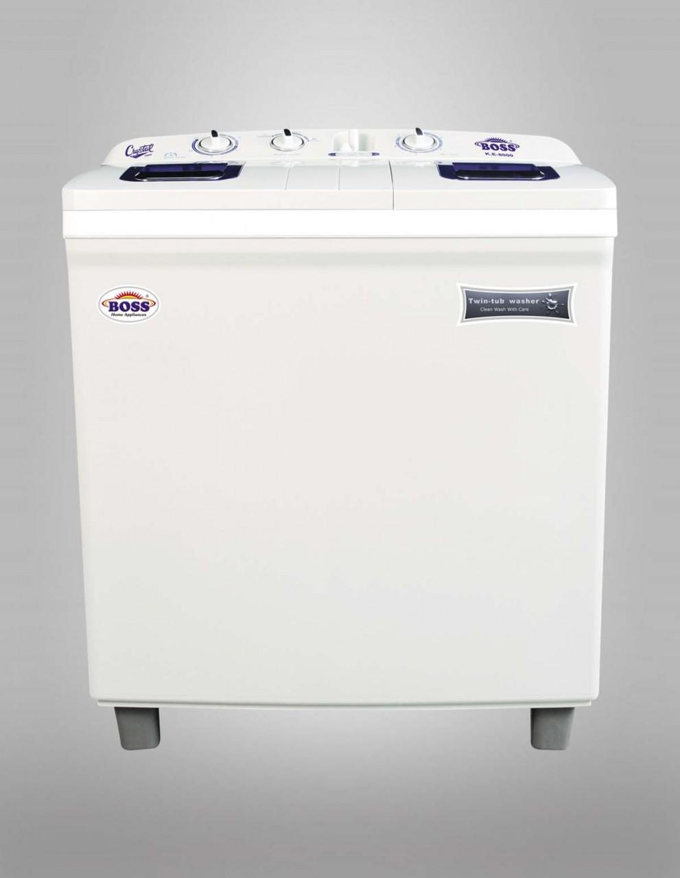 Boss Twin Tub Washing Machine KE-8000-CSL