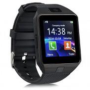 Android Smartwatch DZ09 Black on Black Price in Pakistan